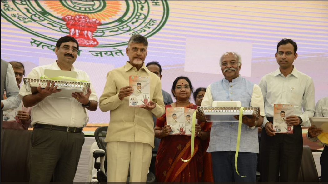 Honourable CM of AP Launched Truenat in 225 DMCs across the State