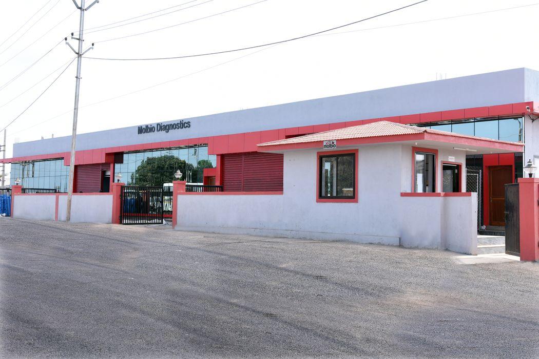 Molbio New Facility