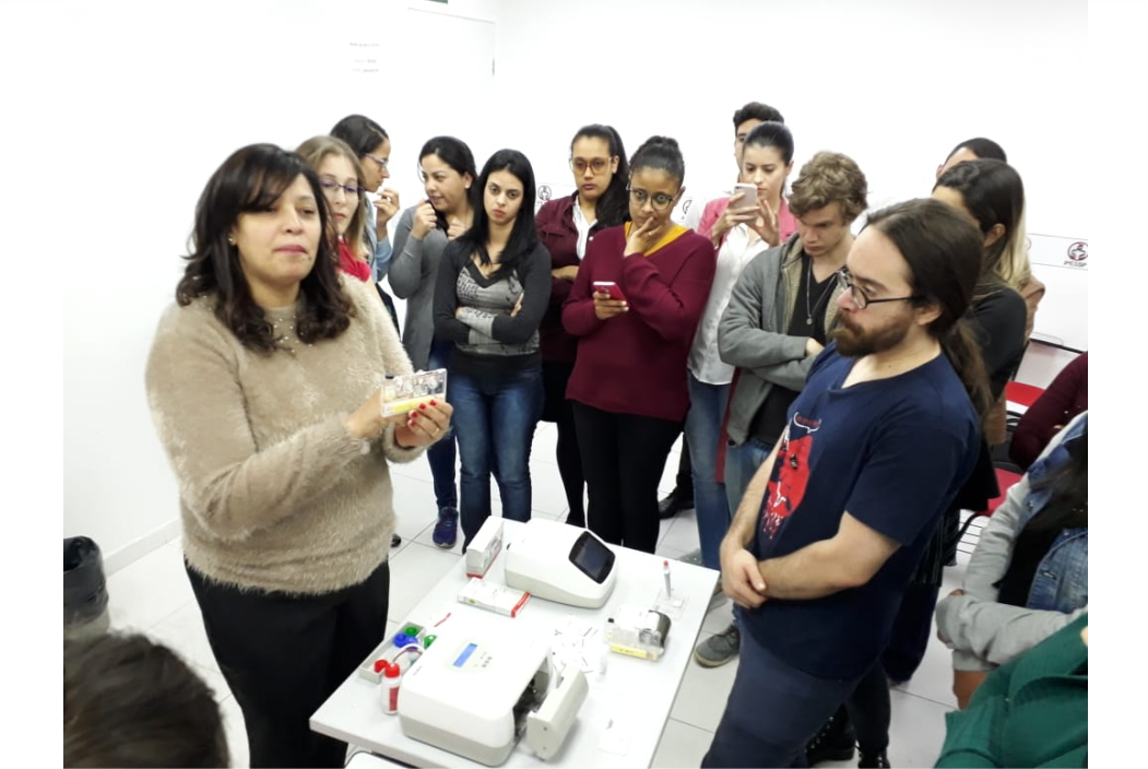 Truelab Technology workshop conducted at IPESSP School of Post Graduate Course in Molcular Biology at Sau Paulo Brazil