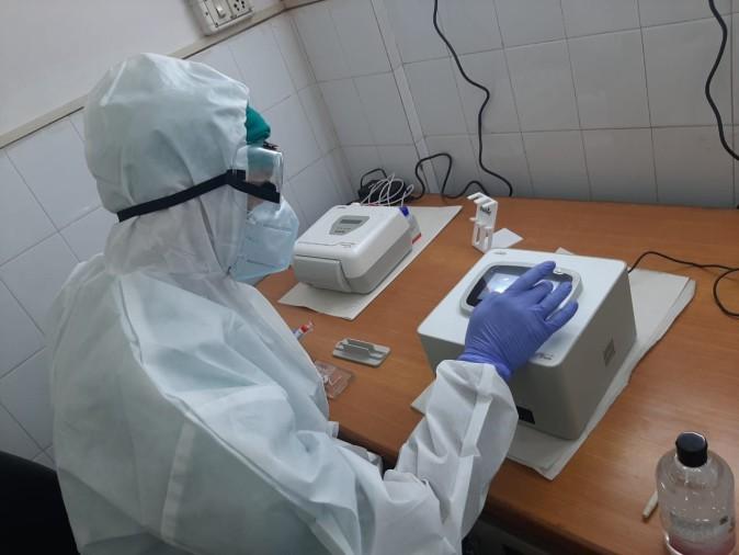 Truenat Installed at Mela Hospital Dehradun for COVID-19 Testing